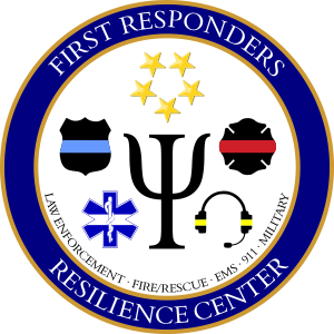 Helping First Responders Logo